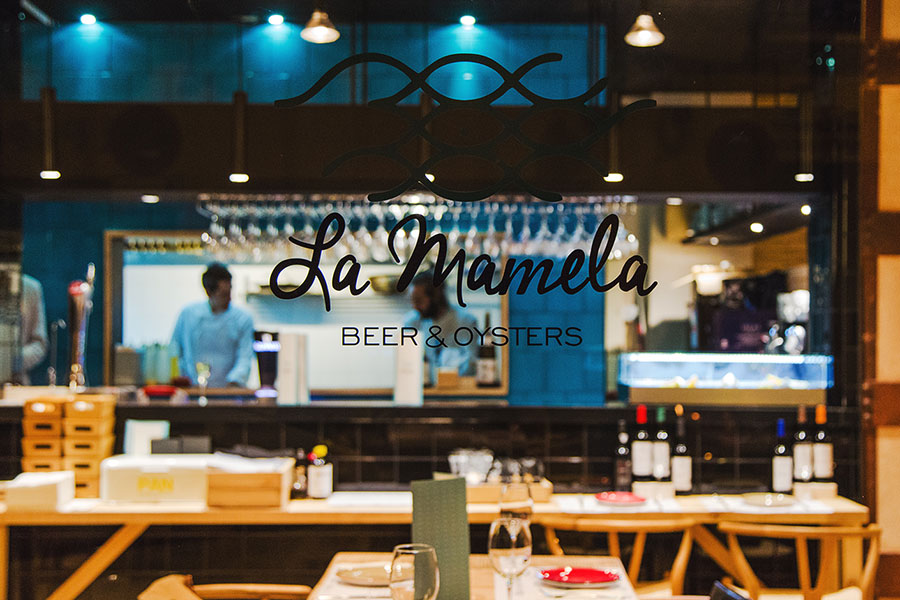 Atunéate en Sevilla - La Mamela
