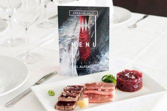 menu ronqueo de atún rojo