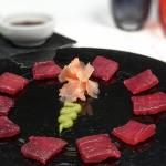 Sashimi de descargamento de Pradillo