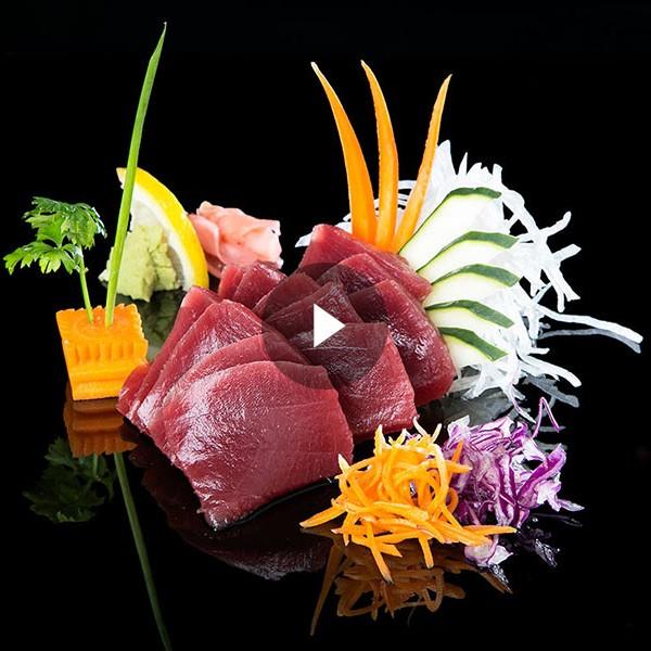 Video receta sashimi - Restaurante El Campero