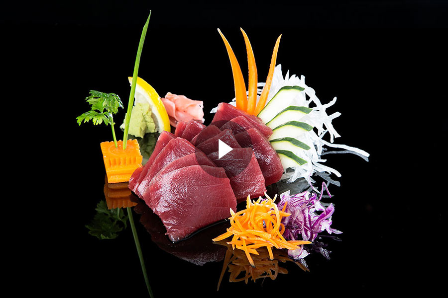 Video receta sashimi - Restaurante El Campero