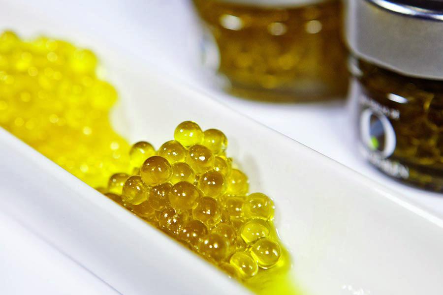 Orobailén - Perlas de aceite arbequina y picual
