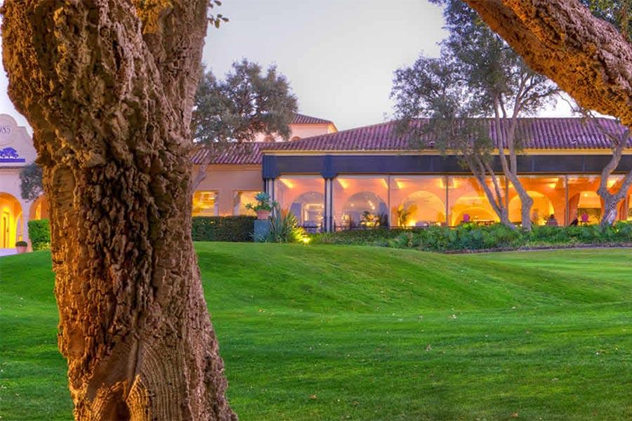 Restaurante Casa Club Golf Valderrama