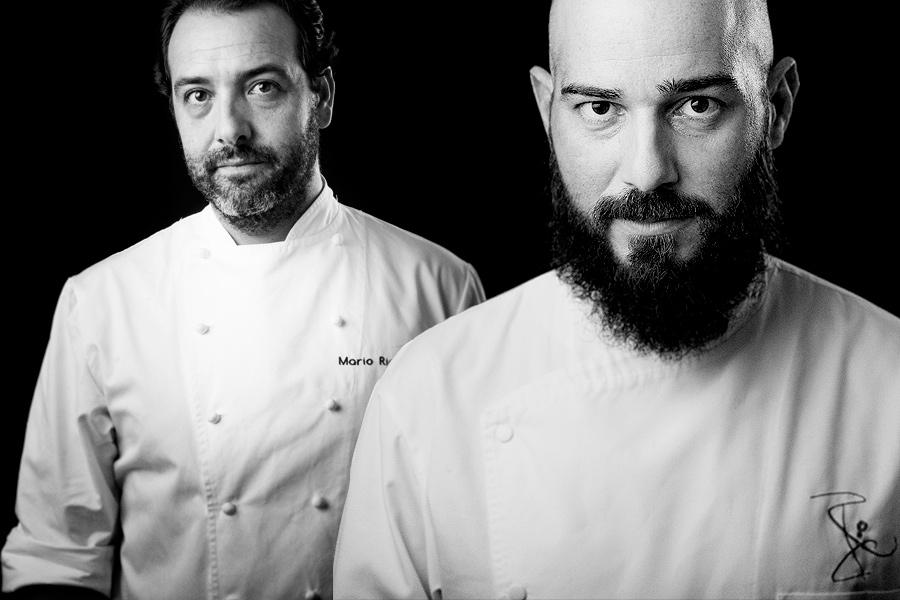 Mario Ríos y Curro Noriega, chefs de Besana tapas