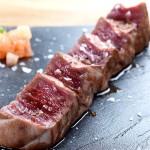 Tataki de atún rojo en Macarela
