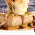 Video receta de ventresca de atún rojo con rulo de cabra