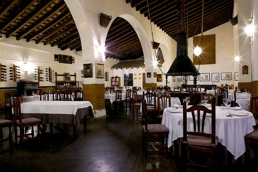 La tradición y la historia de unen entre estas paredes para dar a luz una de las mejores cocinas de toda la provincia
