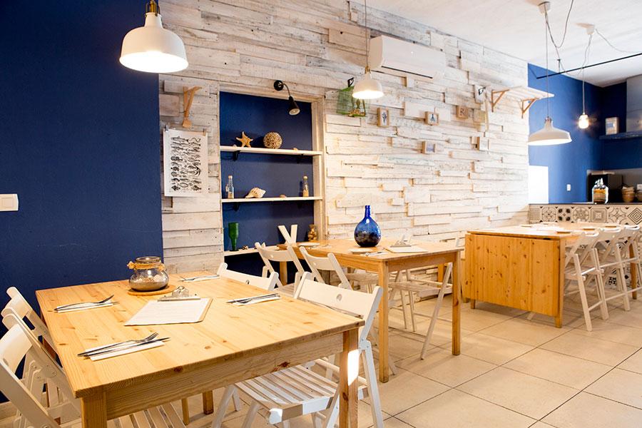 Restaurante Valvatida en Vejer