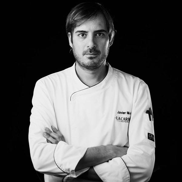 Javier Muñoz hijo - Chef de La Carboná