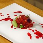 Tartar de atún rojo al estilo nikkei Mauro Barreiro
