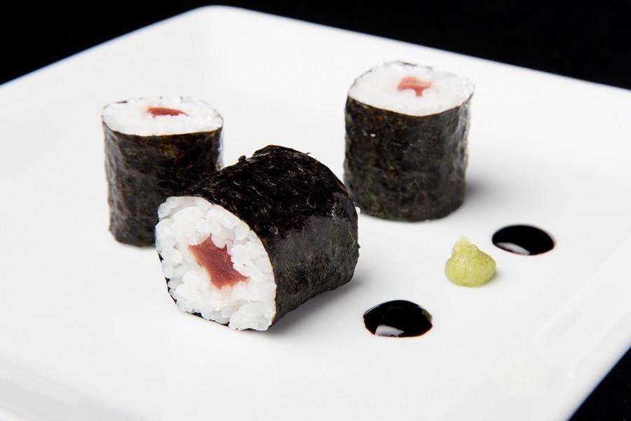 Sushi con el mejor at n rojo atun ate - Sushi puerto santa maria ...