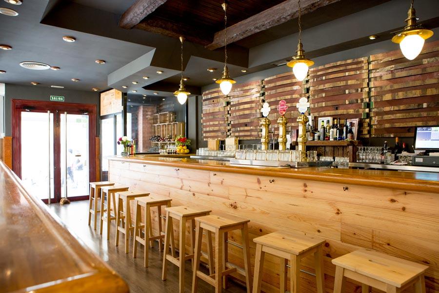La barra - La Solana Restaurant