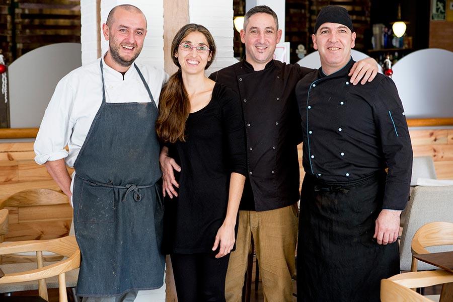 Equipo de La Solana Restaurant