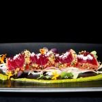 Tataki empanado, la fusión gastronómica de La Marea