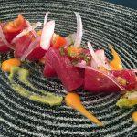 Homenaje de atún rojo en el Restaurante El Campero