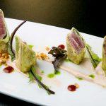WonTon crocante de atún rojo en El Campero