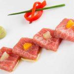 Sashimi de toro en El Ventorrillo de El Chato