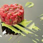 Tartar de atún rojo de Israel Ramos