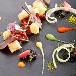 Tartar de atún con infinito juego de sabores