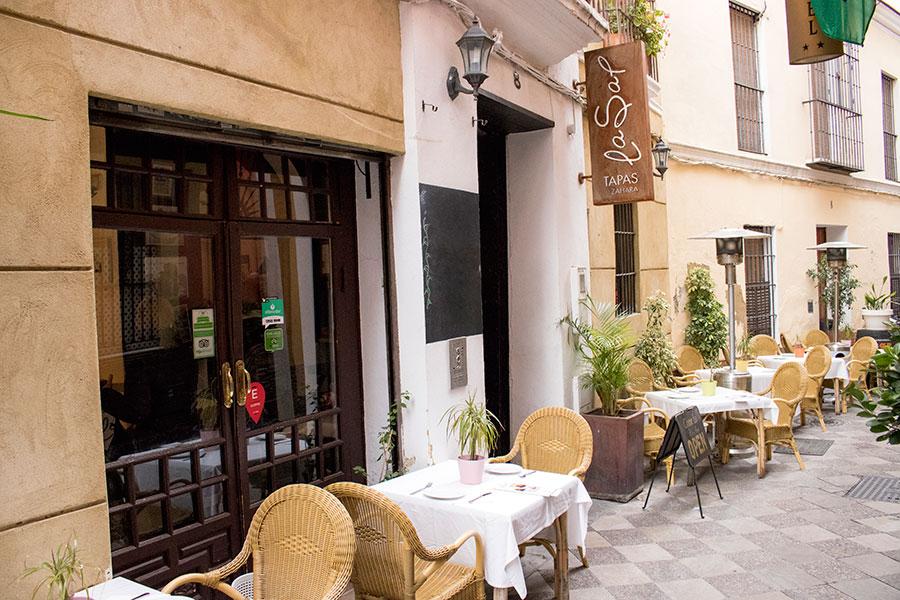 restaurante La Sal