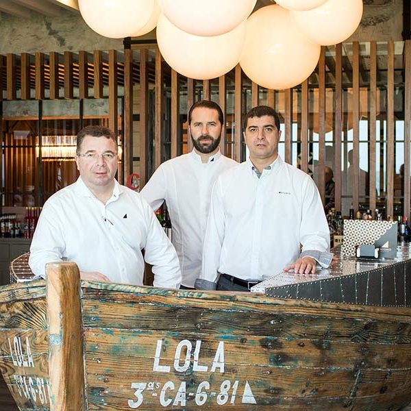 Restaurante Antonio Zahara
