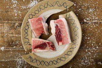 Parpatana de atún rojo