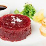 Receta del tartar de atún rojo del Alférez