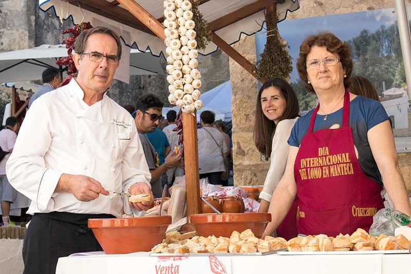 Día internacional del lomo en manteca