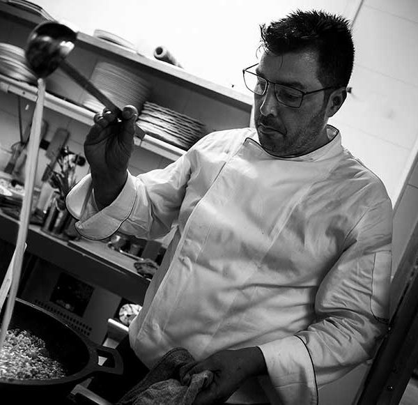 julián olivares restaurante amar