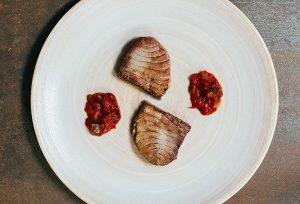 morrillo de atún rojo