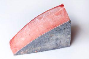 Taco de atún rojo