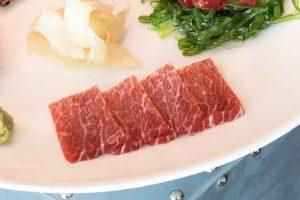 sashimi toro