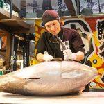 La wikipedia de los cortes japoneses del atún