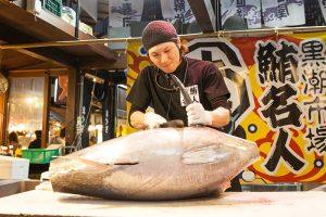 atún rojo japón