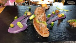 ventresca de atún rojo en Macarena
