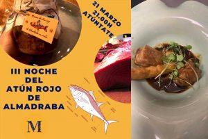 atún rojo en Madrid