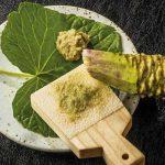 La importancia de un buen wasabi para acompañar el atún rojo