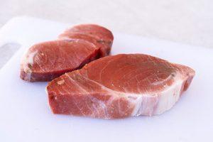 Lomo de atun rojo
